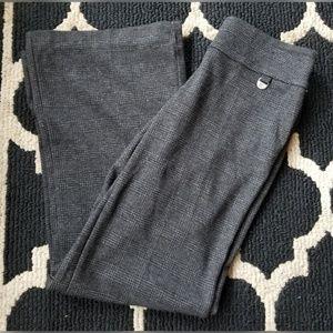New York & Company Gray Career Dress Pants Long